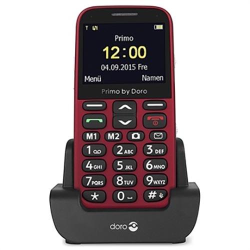 Mobil telefon til ældre test