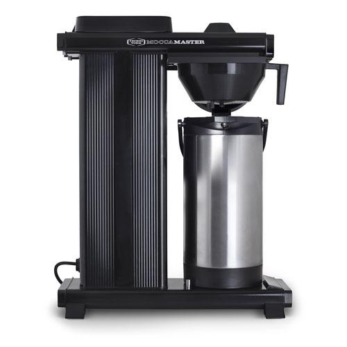 Moccamaster Termoking Kaffemaskine Test