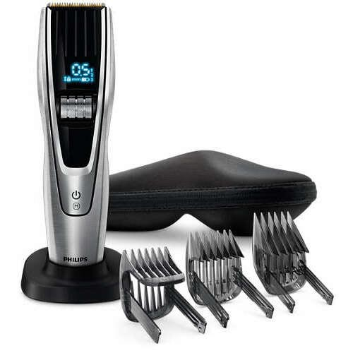 Philips Series 9000 Hårtrimmer Test