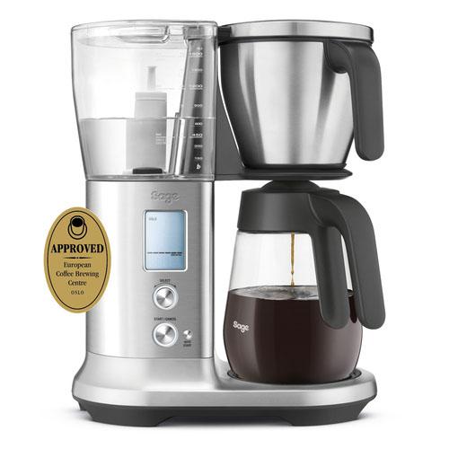 Sage Precision Brewer Kaffemaskine Test
