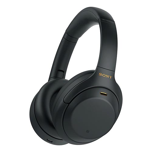 Sony WH-1000XM4 Trådløse Høretelefoner Test